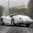 Ref 87 1972 Jaguar XK140 Roadster by Nostalgia SB -