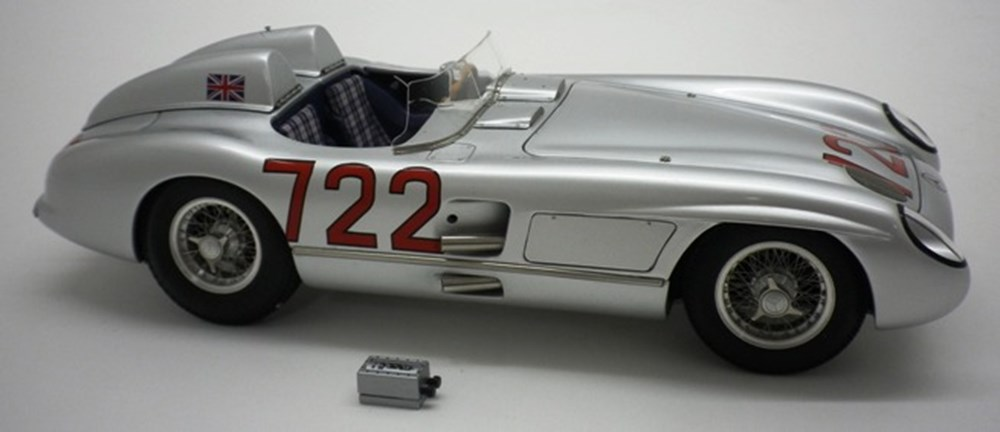 Lot 53 - 1955 Mercedes-Benz 300SLR.