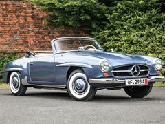 Navigate to Lot 271 - 1962 Mercedes-Benz 190SL Roadster