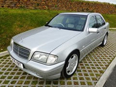 Navigate to Lot 106 - 1998 Mercedes-Benz C 43 AMG