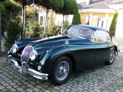 Navigate to Lot 236 - 1958 Jaguar XK150 Fixedhead Coupé
