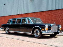 Navigate to Lot 187 - 1971 Mercedes-Benz 600 Pullman