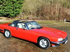 Navigate to Lot 337 - 1985 Jaguar XJ-S Cabriolet