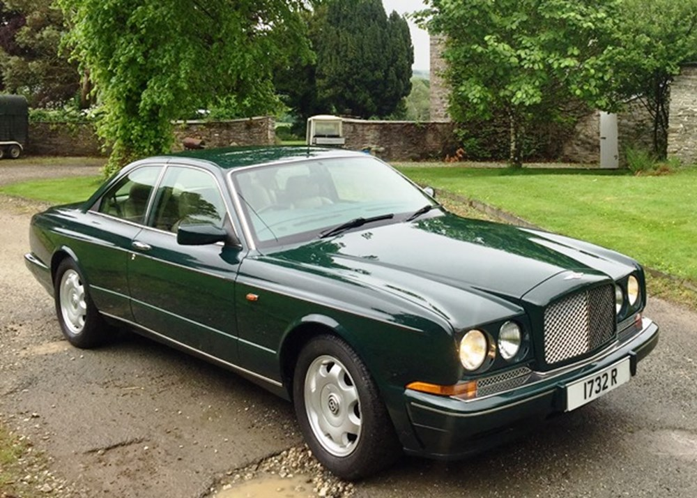 Lot 200 - 1994 Bentley Continental R