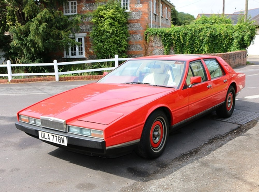 Lot 274 - 1981 Aston Martin Lagonda Series II