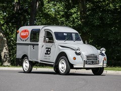 Navigate to Lot 120 - 1964 Citroën 2CV AZU AK350 Light Van