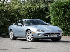Navigate to Lot 259 - 1997 Jaguar XK8 Coupé