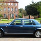 Ref 129 1987 Bentley Eight -