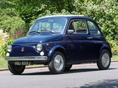 Navigate to Lot 183 - 1971 Fiat 500L