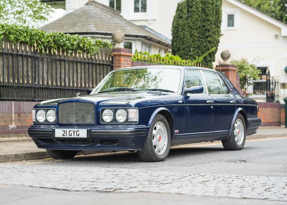 Lot 227 - 1996 Bentley Turbo R