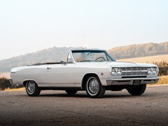 Navigate to Lot 129 - 1965 Chevrolet Chevelle Malibu SS Convertible (Two-door)