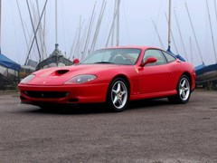 Navigate to Lot 274 - 1998 Ferrari 550 Maranello