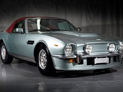 Navigate to Lot 250 - 1978 Aston Martin V8 Volante by 'Daytona'