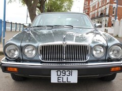 Navigate to Lot 205 - 1986 Jaguar XJ12, Series III Vanden Plas