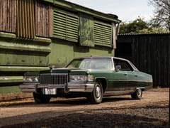 Navigate to Lot 173 - 1975 Cadillac 'Pillarless' Sedan DeVille