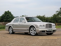Navigate to Lot 230 - 2004 Bentley Arnage T