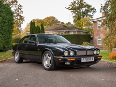 Navigate to Lot 105 - 1996 Jaguar XJR