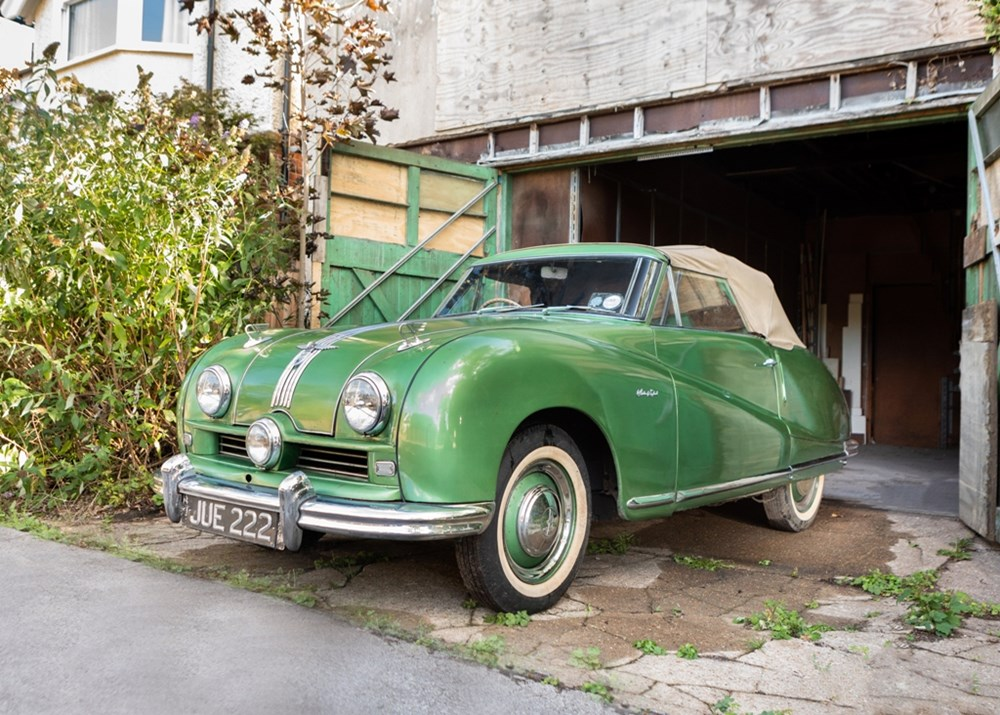 Lot 116 - 1950 Austin Atlantic Drophead Coupé