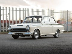 Navigate to  1966 Ford Lotus Cortina Mk. I