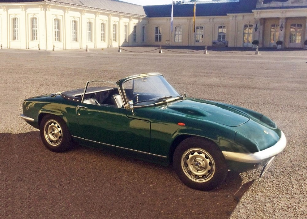 Lot 325 - 1970 Lotus Elan S4 SE