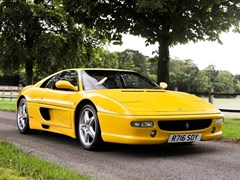 Navigate to Lot 199 - 1997 Ferrari F355 Berlinetta