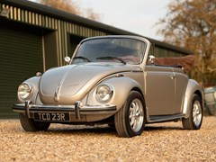 Navigate to Lot 177 - 1976 Volkswagen Beetle Convertible by Karmann (1650cc)