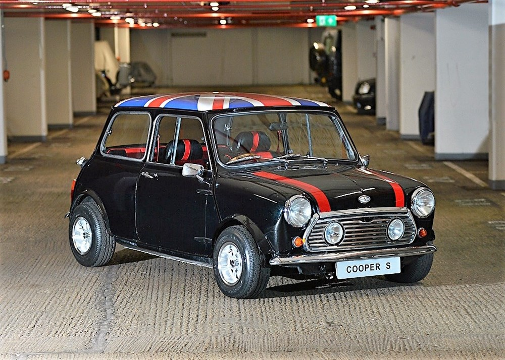 Lot 147 - 1969 Morris Mini Cooper S Mk. II
