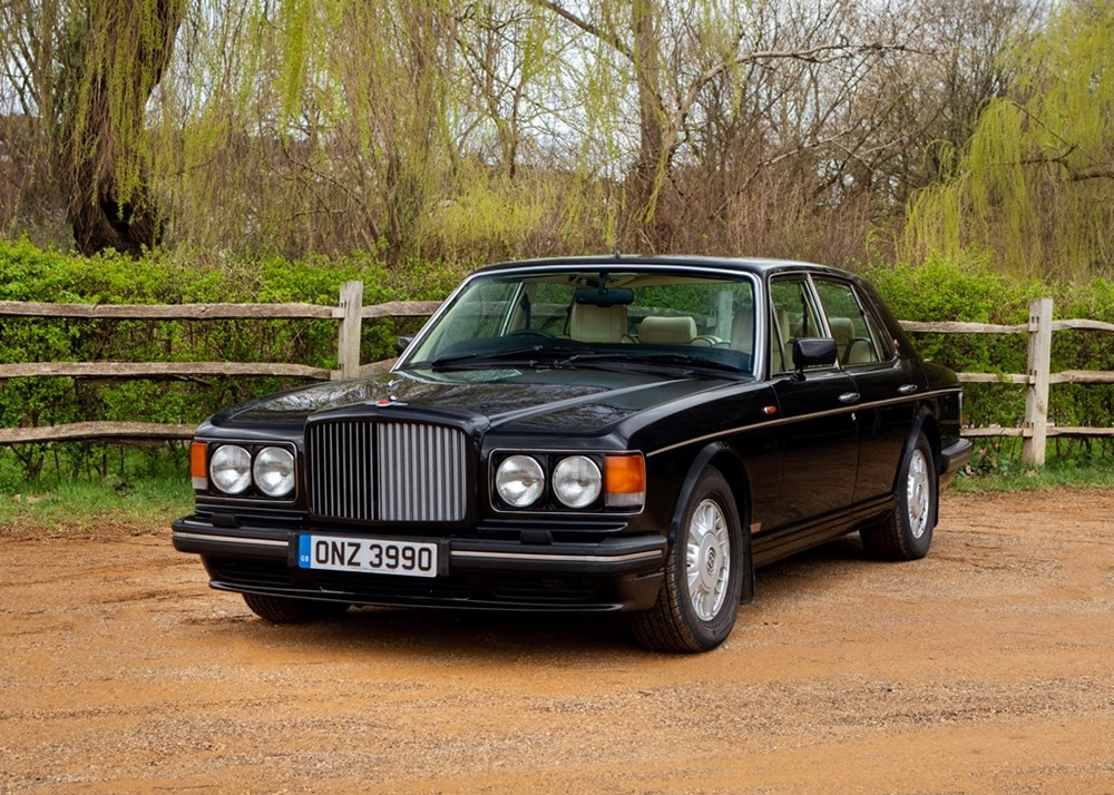 Lot 248 - 1994 Bentley Turbo R