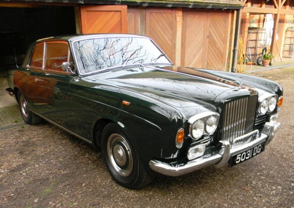 Lot 247 - 1969 Bentley T-Type Mulliner/Park Ward Coupé