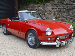 Navigate to Lot 147 - 1963 Triumph Spitfire 4