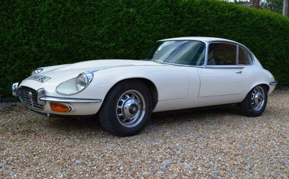 Lot 243 - 1972 Jaguar E-Type Series III 2+2 Fixedhead Coupé