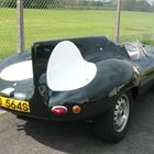 Jaguar D-Type Long Nose -