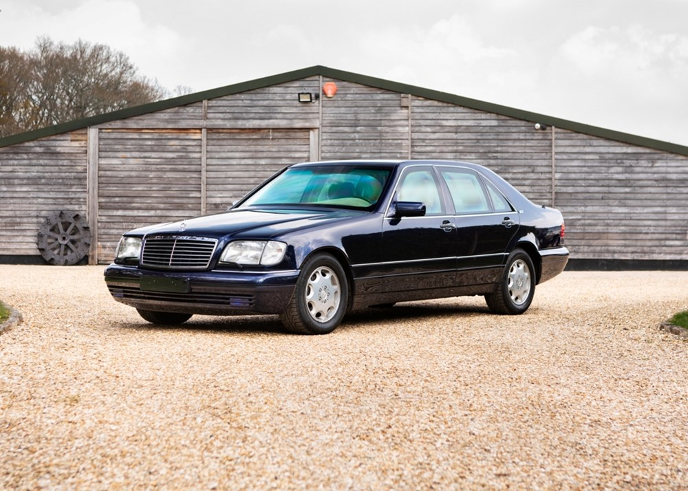 Lot 216 - 1995 Mercedes-Benz S600 L