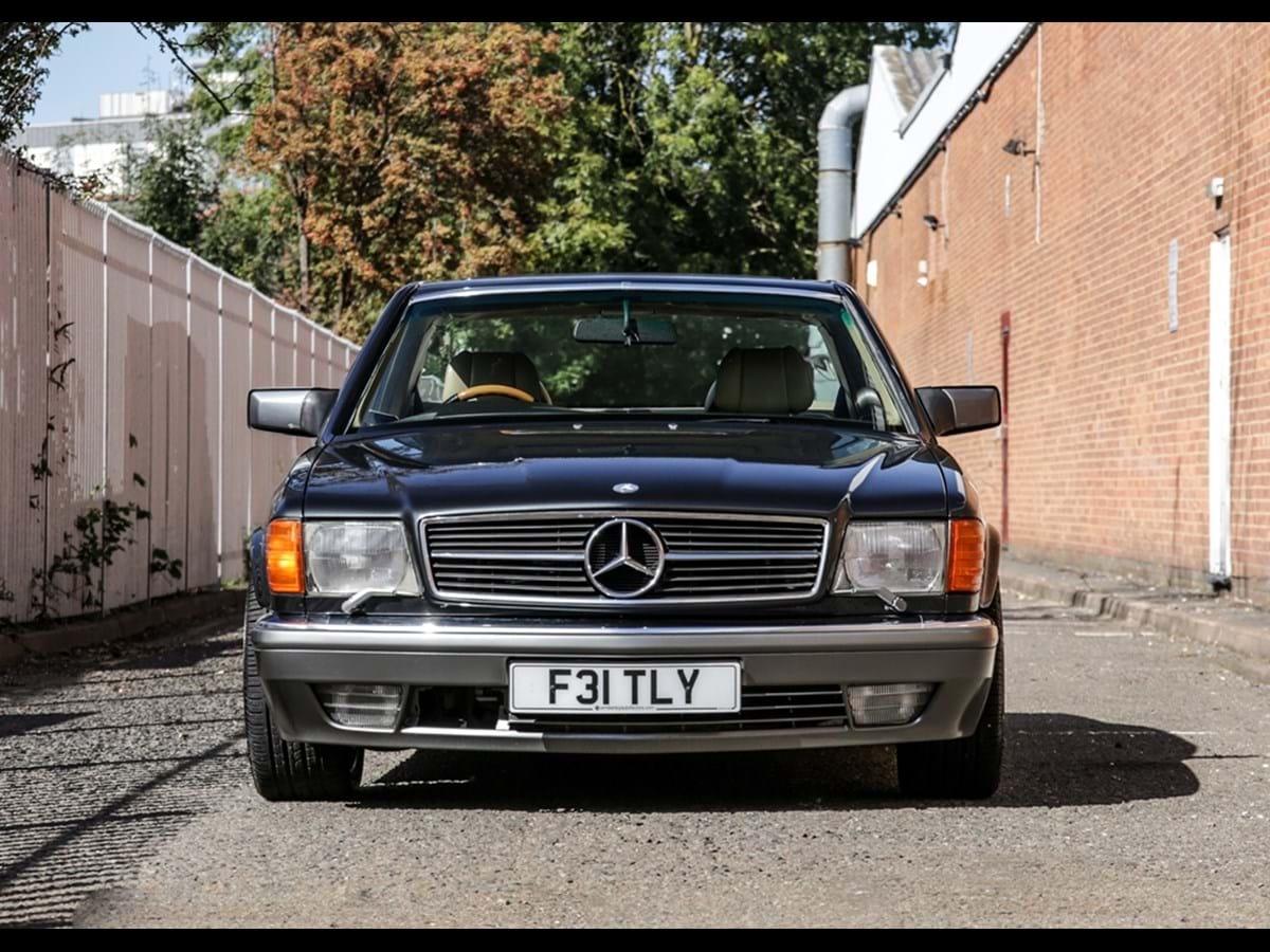 1989 Mercedes-Benz 560 SEC by Lorinser