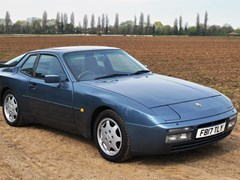 Navigate to Lot 239 - 1989 Porsche 944 S2