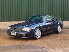 Navigate to Lot 311 - 1995 Mercedes-Benz SL 500 Roadster