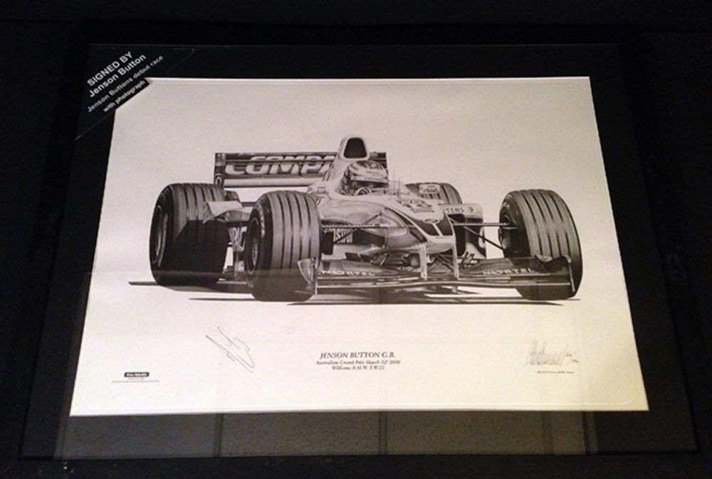Lot 134 - Alan Stammers limited edition print