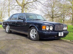 Navigate to Lot 300 - 1997 Bentley Turbo R by James Young