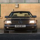 Ref 122 1998 Mercedes-Benz SL 500 Roadster -