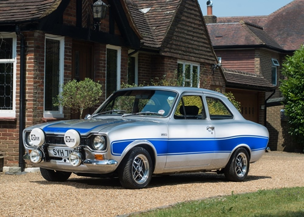 Lot 211 - 1974 Ford Escort RS2000