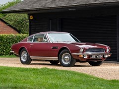 Navigate to Lot 211 - 1973 Aston Martin Vantage