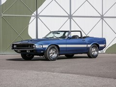 Navigate to Lot 201 - 1969 Shelby GT350 Convertible