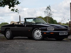 Navigate to Lot 219 - 1995 Jaguar XJS Celebration Convertible (4.0 litre)