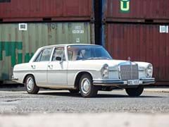 Navigate to Lot 185 - 1967 Mercedes-Benz 250 SE Saloon