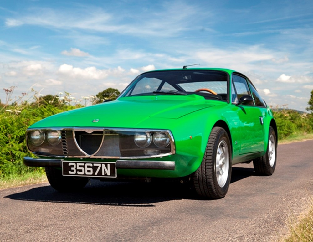 Lot 216 - 1972 Alfa Romeo Junior Zagato (2.0 litre)
