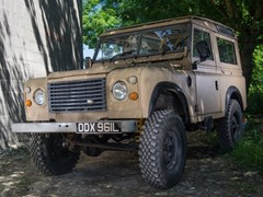 Navigate to Lot 219 - 1973 Land Rover Series III (two-door)