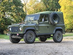 Navigate to Lot 224 - 1998 Land Rover Wolf 90 Soft-Top