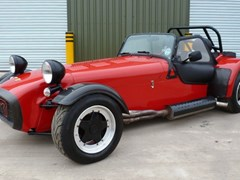 Navigate to Lot 264 - 1999 Caterham 7 Superlight