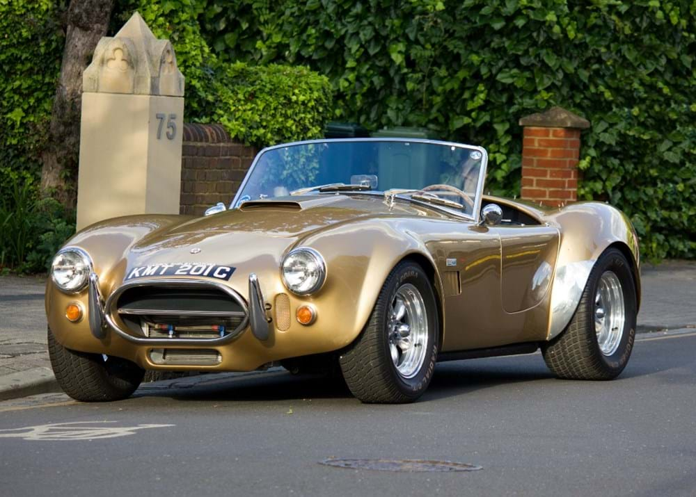 Lot 262 - 1972 AC Cobra by Contemporary 427