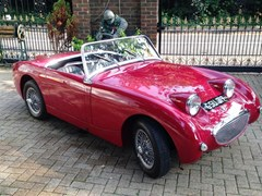 Navigate to Lot 180 - 1959 Austin-Healey 'Frog Eye' Sprite